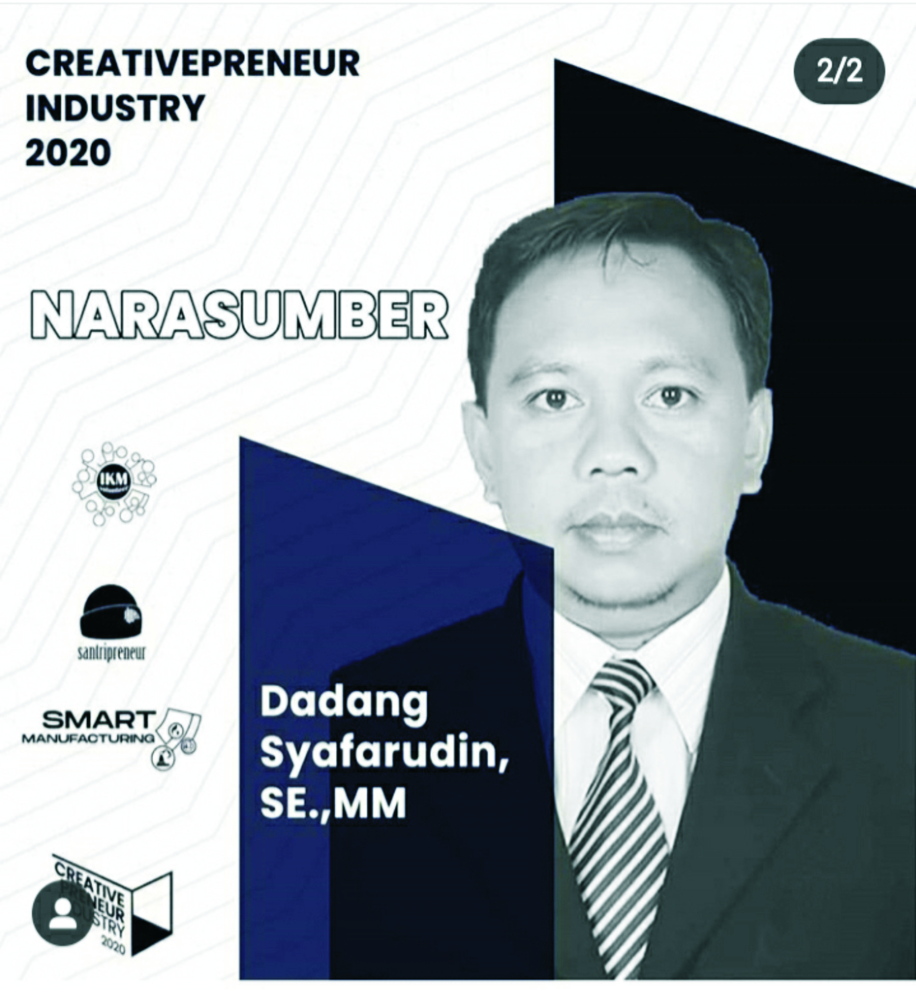 VreativePreneur Industry 2020